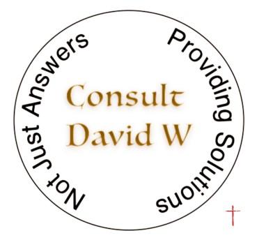 Consult David W