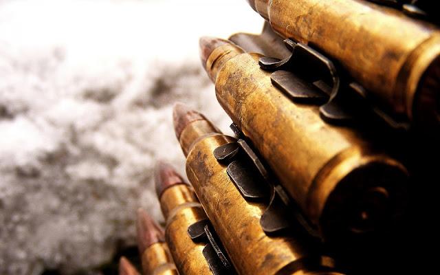 Bullets Military HD