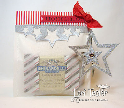 Holiday Gift Set-designed by Lori Tecler-Inking Aloud-stamps and dies from The Cat's Pajamas
