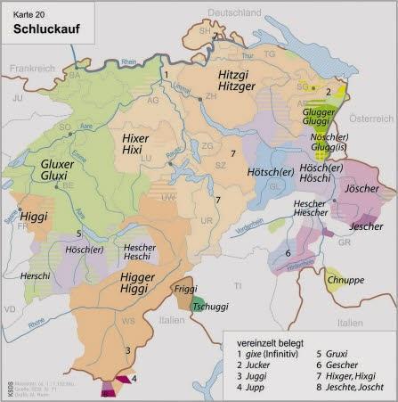 Schweizerdeutsch schreiben