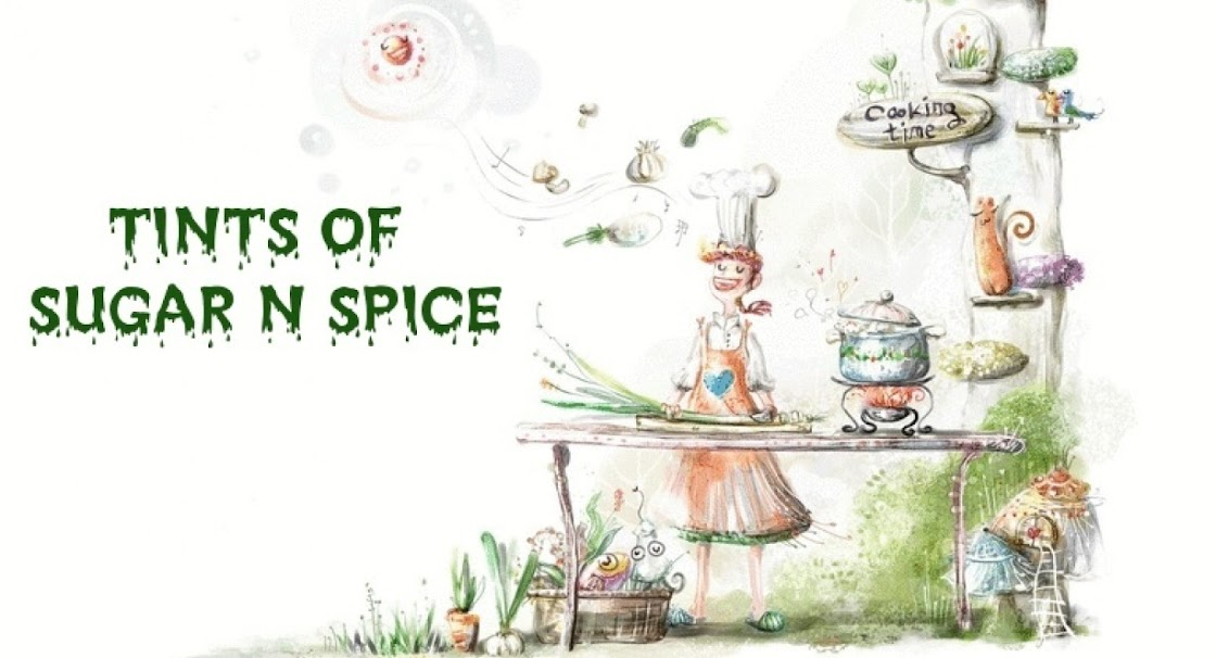 Tints of Sugar N Spice
