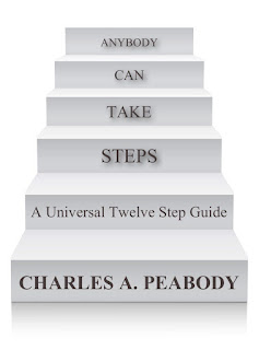 "New Groundbreaking Twelve Step Guide, ""Anybody Can Take Steps"""