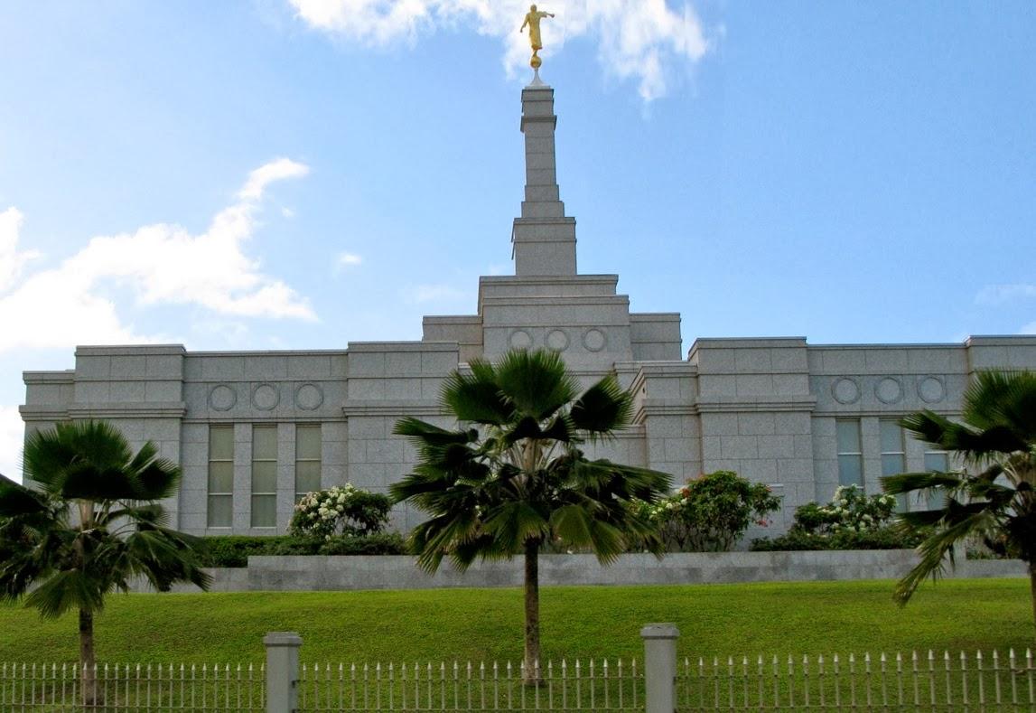 Fiji Suva Temple