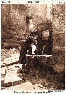 Candelario Salamanca fuente de la Hormiga