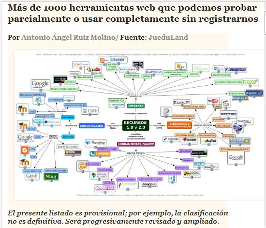 CIBERTERTULIA INFORMATIVA: Más de 1000 herramientas web que podemos ...
