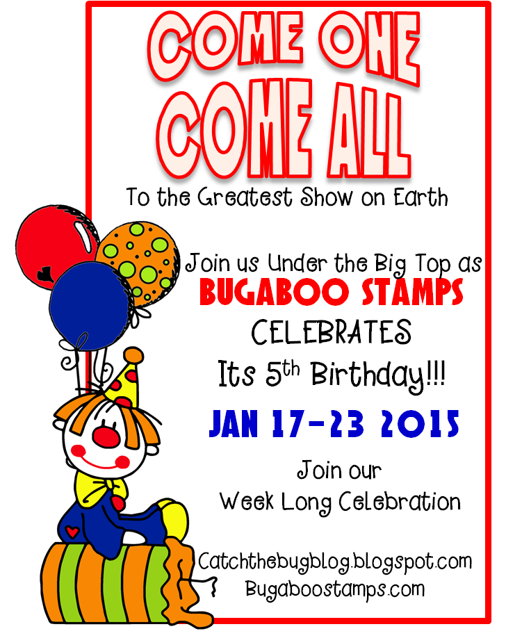 Catch the bug / Bugaboo 5th Birthday