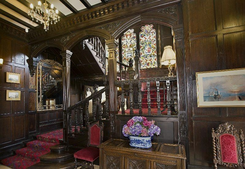 Old world gothic and victorian interior design victorian and gothic interior design Tudor home interior design ideas