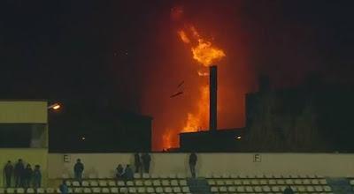 brassói robbanás, Románia, Brassó, Vel Pitar kenyérgyár,