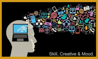 Memperbaiki skill, kreatifitas dan mood