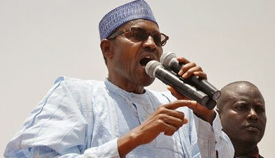 'EVERYTHING IS GOING DOWN' - BUHARI?