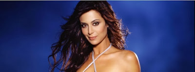 Facebook Timeline Cover Of Catherine Bell.