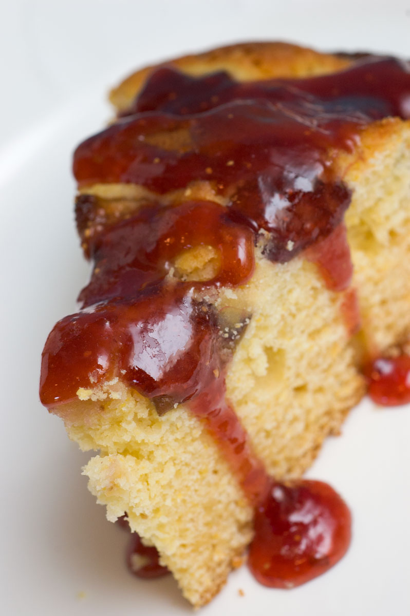 ... Spice by Celeste: Dorie's Fresh Fig Cake with a Ruby Port Wine Sauce