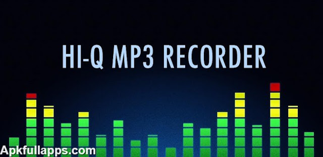 Hi-Q MP3 Voice Recorder (Full) v1.12.2