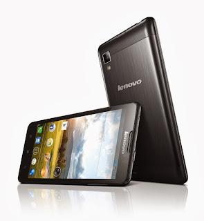 Review  Spesifikasi, Harga Ponsel Lenovo P780