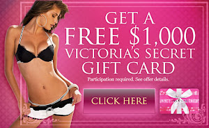 Victorias's Secret Gift Card Give Away