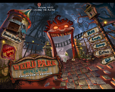 Weird Park: Broken Tune Collector's Edition [FINAL]