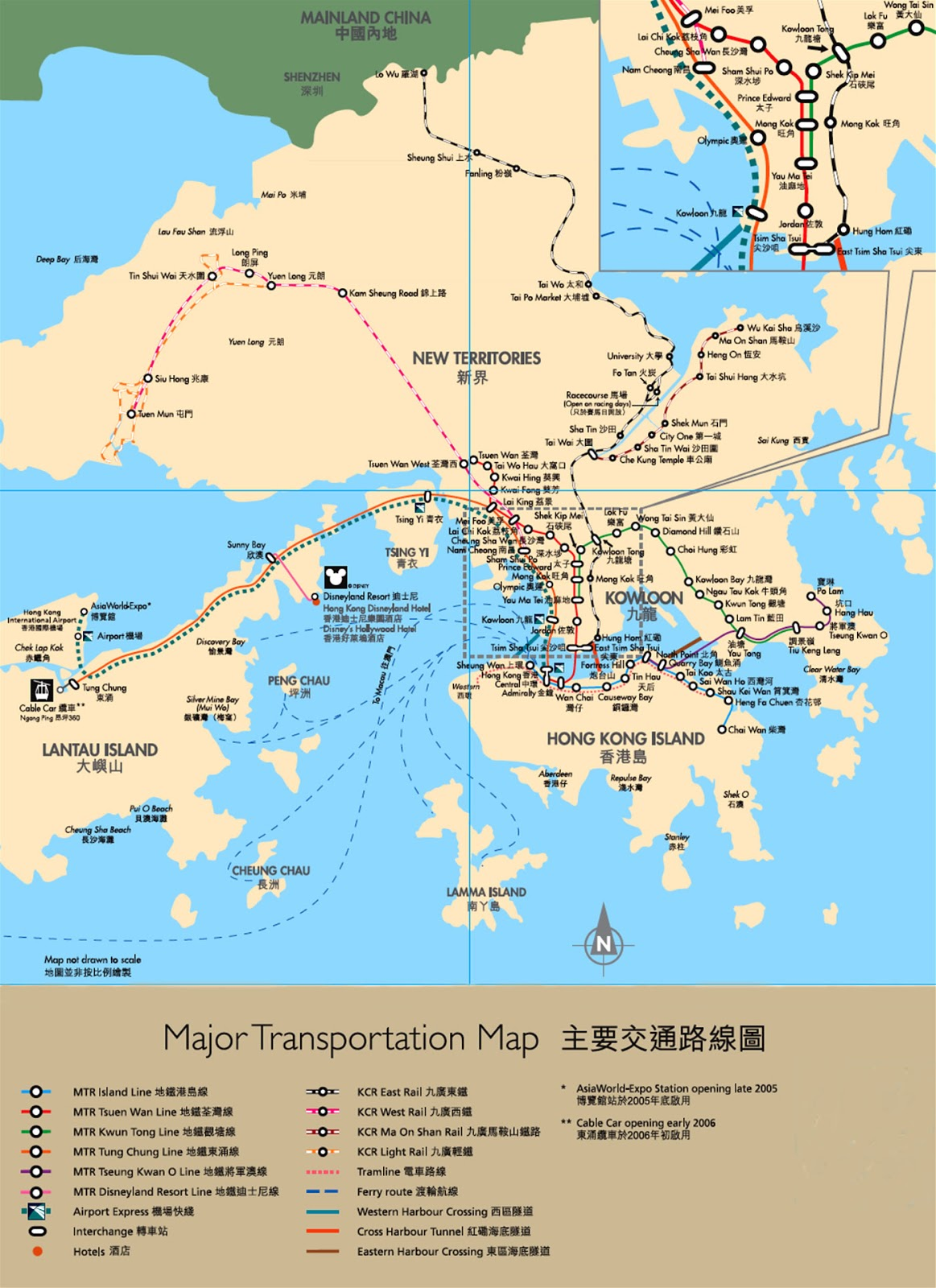 Hong kong and china map printable hong kong mtr map subway metro hong kong and china map printable gumiabroncs Gallery