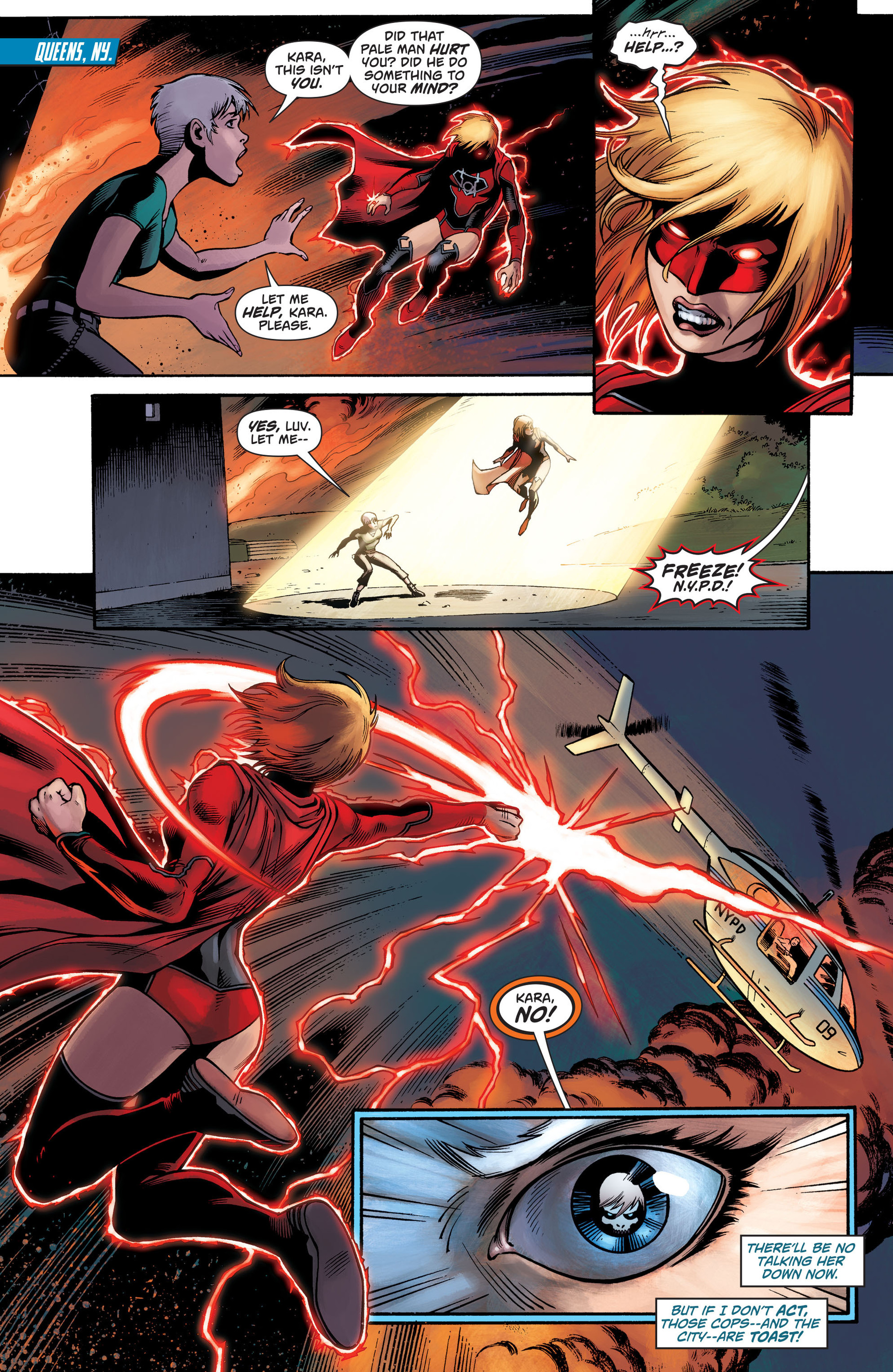 Supergirl (2011) Issue #29 #31 - English 9