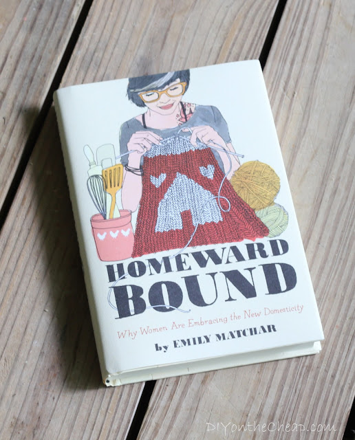 """Homeward Bound"" Book Review & Giveaway via DIYontheCheap.com"
