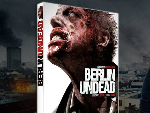 DVD de Berlin Undead