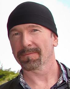 David Howell Evans aka The Edge