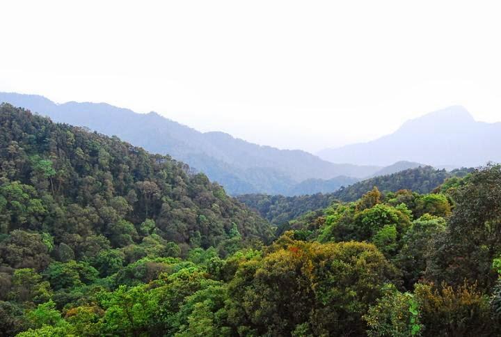 Ảnh Núi Bạch Mã