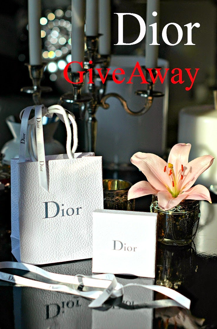 Win A Luxurious Dior Necklace
