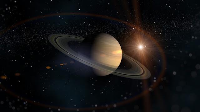 Fondos de Saturno Full HD