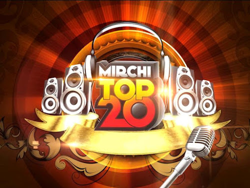 Poster Of Radio Mirchi Top 20 20th December 2015 HDTV 480P 400MB
