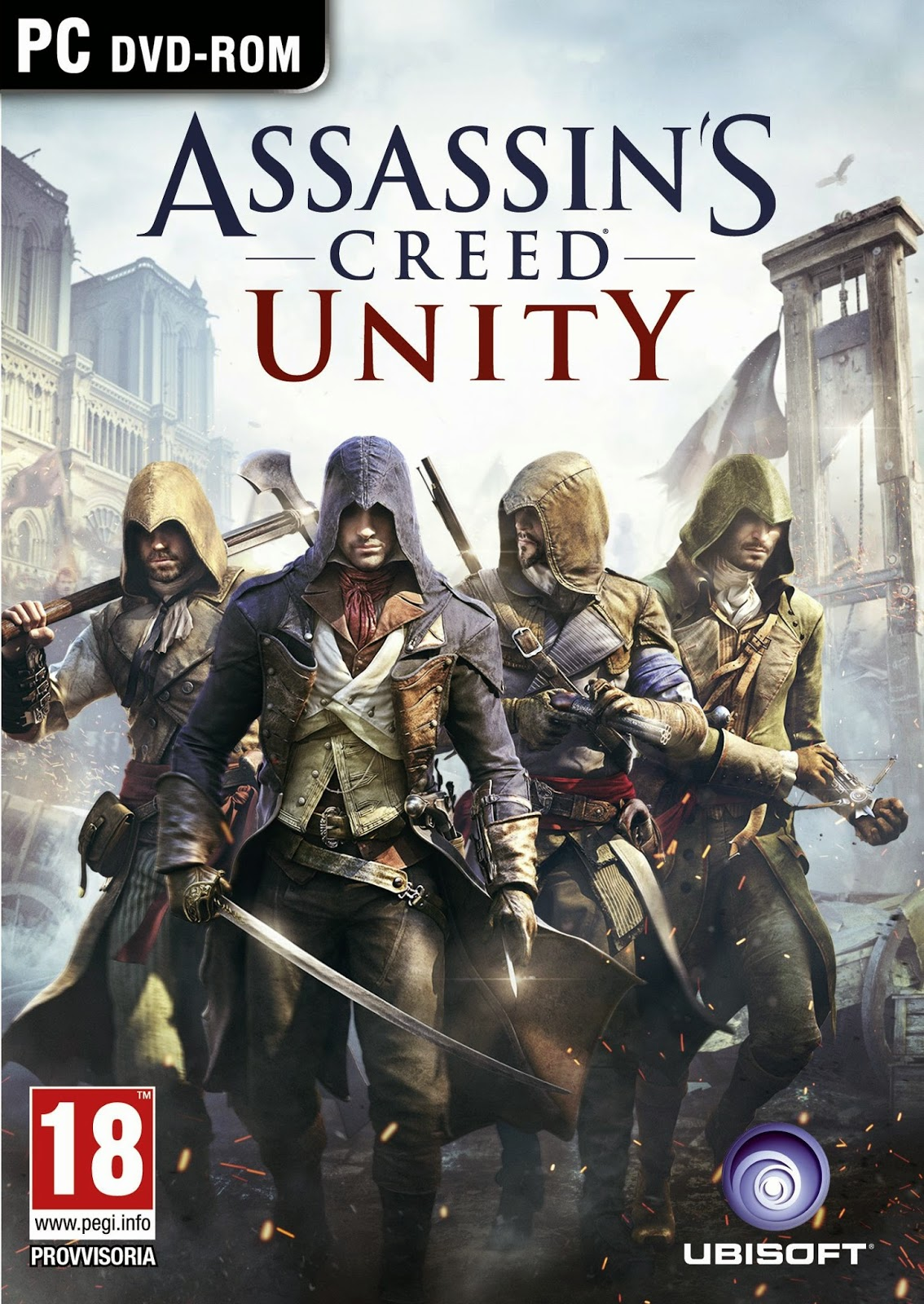 Assassin's Creed Unity Reloaded