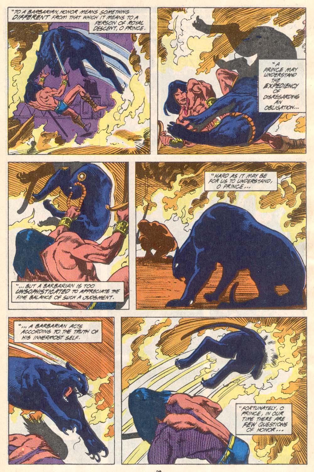 Conan the Barbarian (1970) Issue #227 #239 - English 22