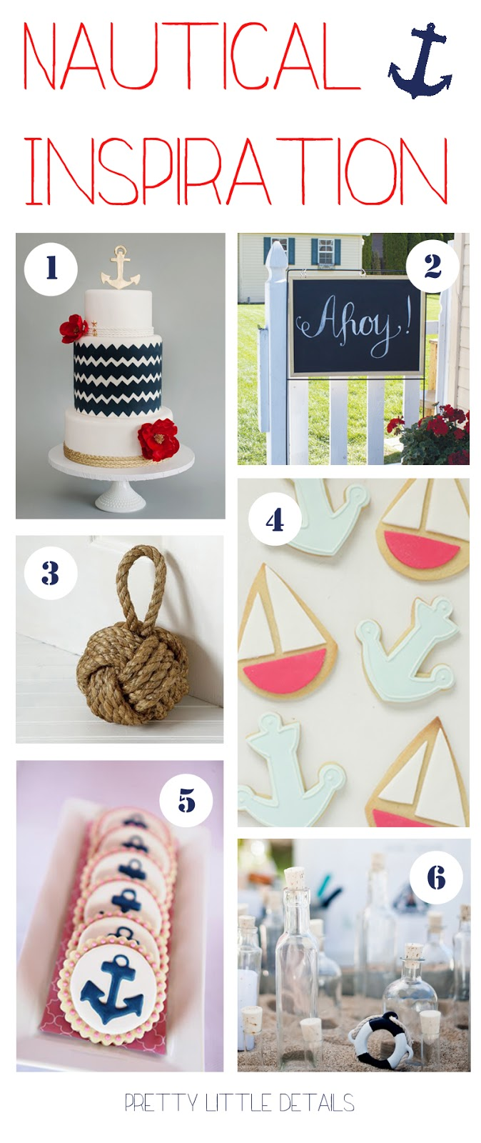 Nautical Inspiration from Pretty Little Details