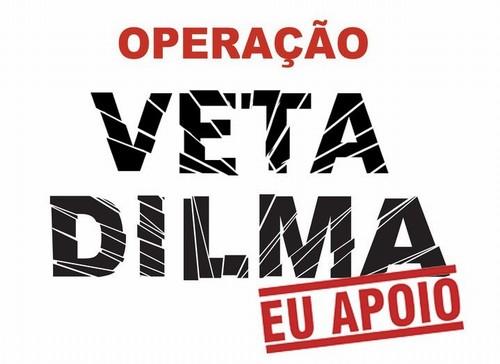Código Florestal: Veta, Dilma!