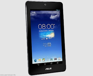 Asus Memo Pad HD 7 manual