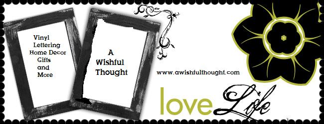 Vinyl Wishes www.awishfulthought.com