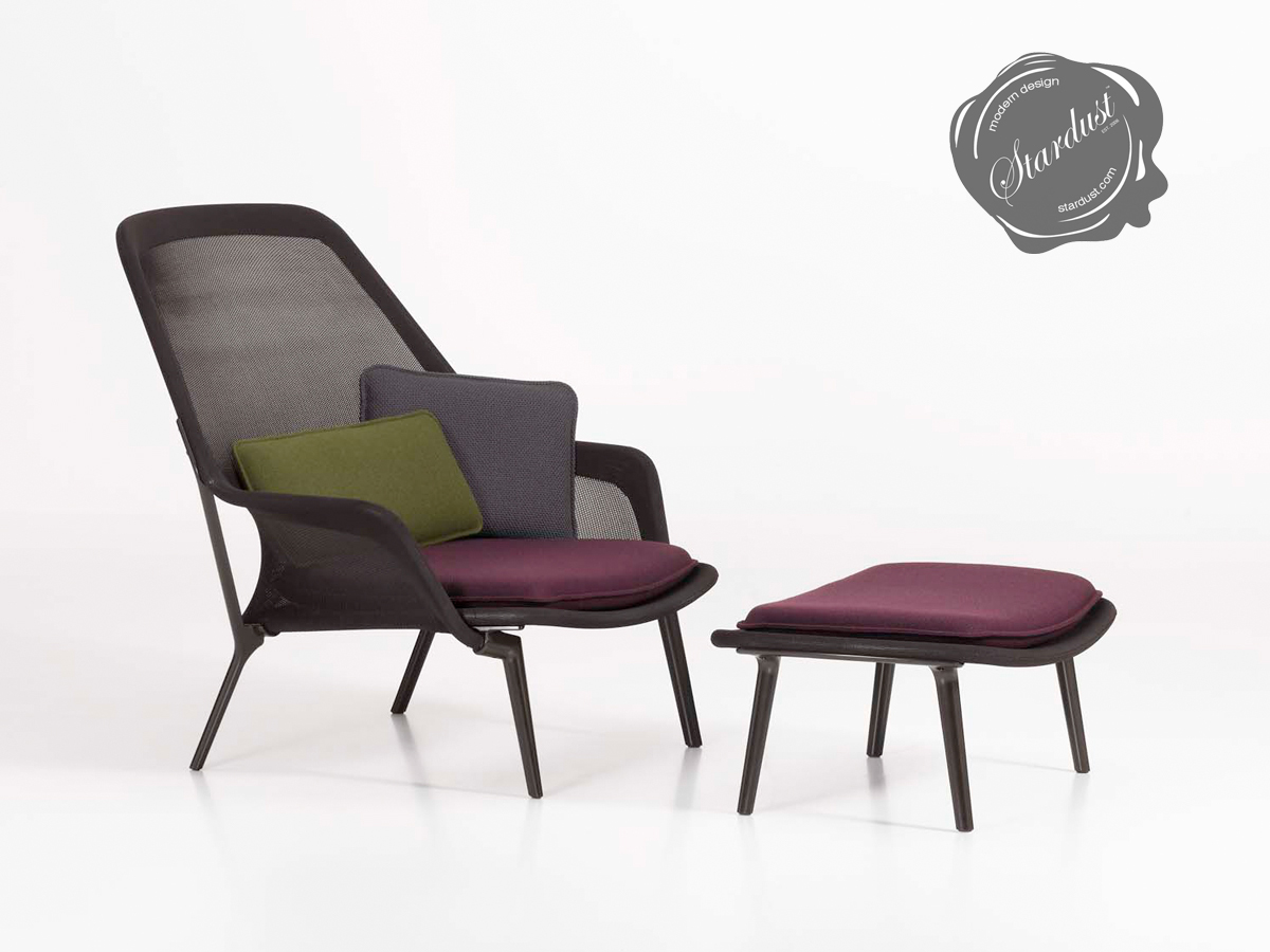 slow chairs by vitra