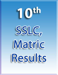 10th SSLC, Matriculation results in Pondicherry
