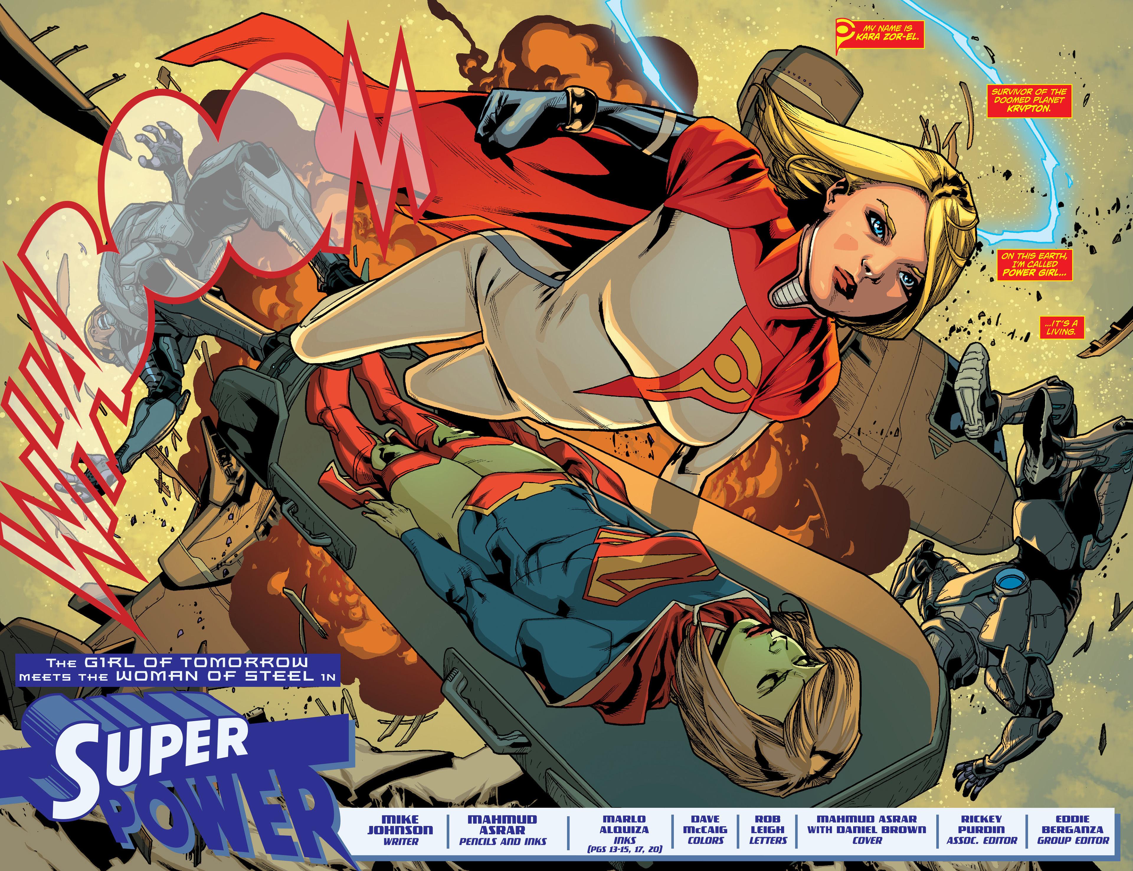 Supergirl (2011) Issue #19 #21 - English 6