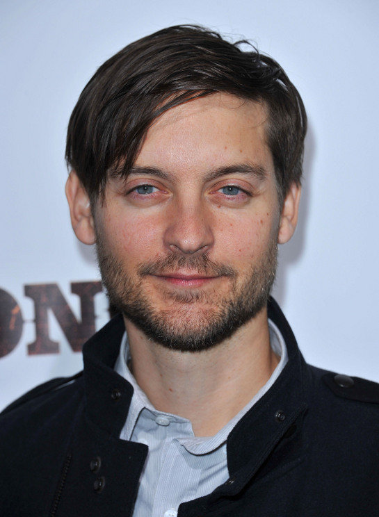 Tobey Maguire HairStyle (Men HairStyles) - Men Hair Styles ... Tobey Maguire Wikipedia