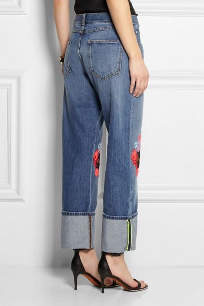 Calce del jean