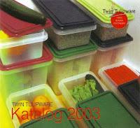 Katalog Twin Tulipware 2003