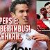 Robin van Persie dihalau dari Manchester United! Nah ambik kau.