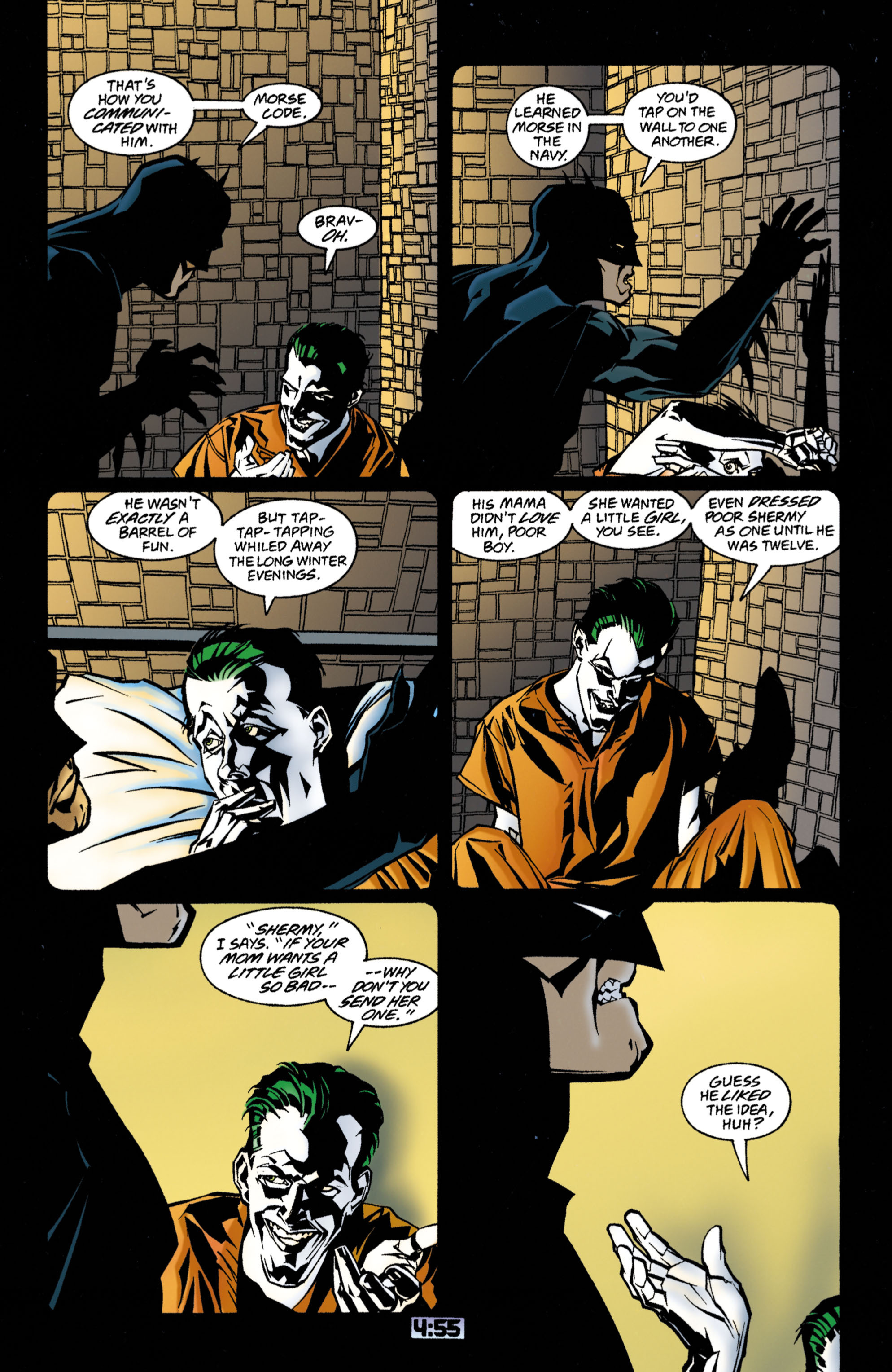 Detective Comics (1937) Issue #726 Page 15
