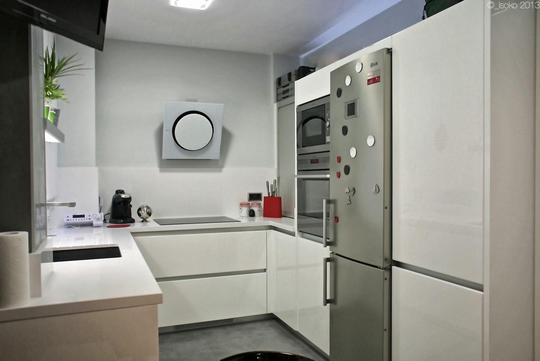 La cocina de carmen n el rincon de isoko - Ver cocinas montadas ...