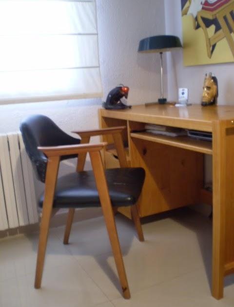 Vintager a silla a os 50 dise o escandinavo for Mobiliario anos 50