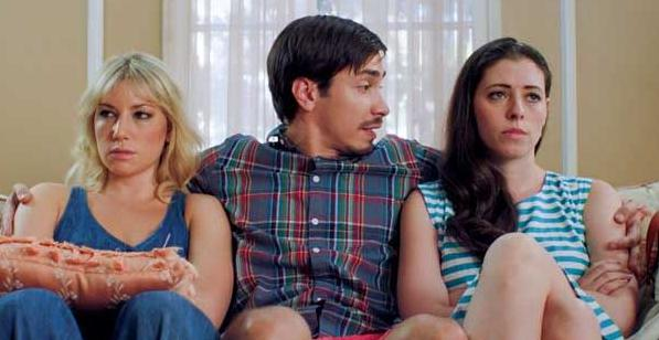 Lauren Miller and Ari Graynor in For A Good Time