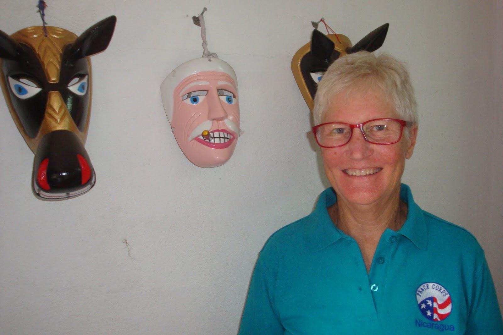 John and Deb in Nicaragua | John and Deb HE 65