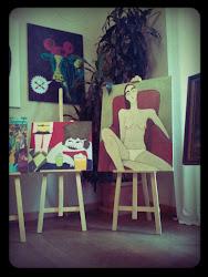 Wystawa zbiorowa-II Aukcja Młodej Sztuki