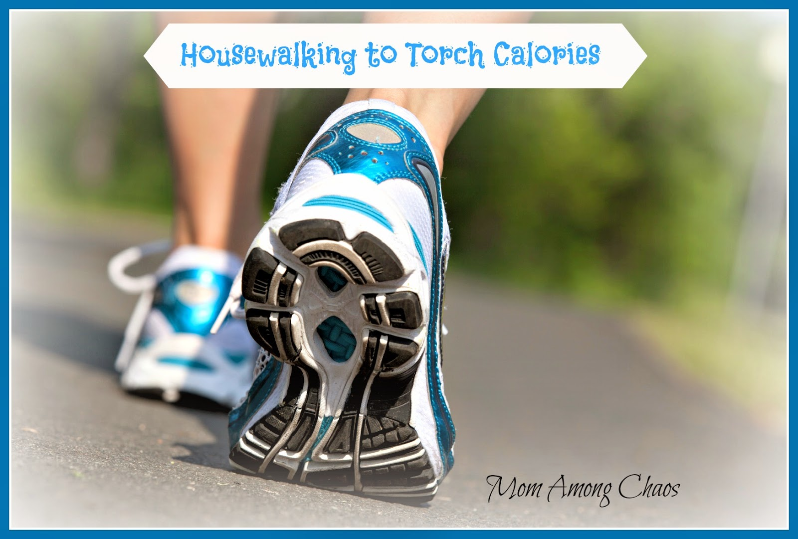 burning calories, cold weather, exercise, fitness, health, healthy, house walking, Michigan, Mom