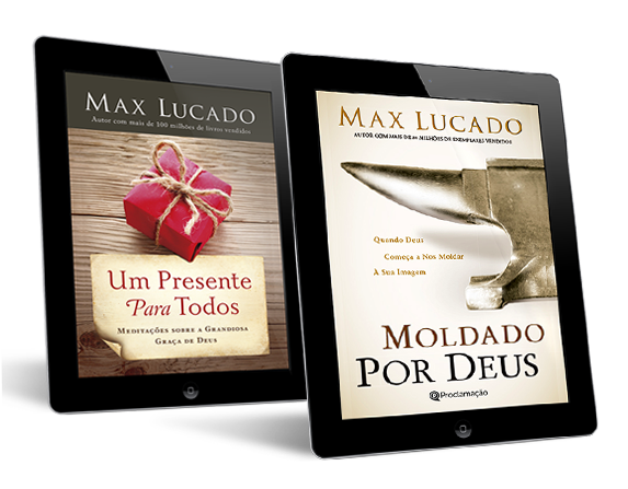 2 Ebooks Max Lucado
